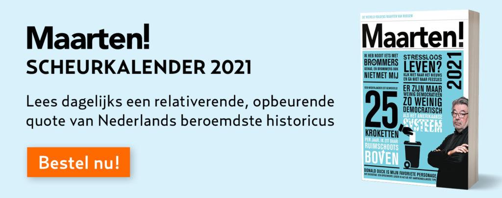 Scheurkalender 2021
